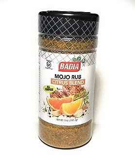 Badia Mojo Rub Citrus Blend 5 Oz