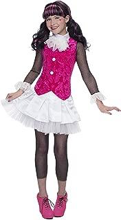 Monster High Draculaura Costume, Medium, One Color