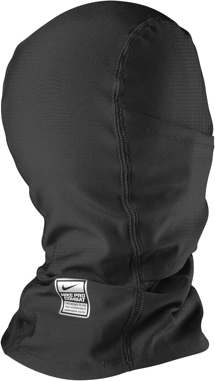 Nike Pro Hyperwarm Hydropull Hood,OSFM(Anthracite/White)