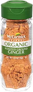 McCormick Gourmet Organic Roasted Ground Ginger, 1.12 oz