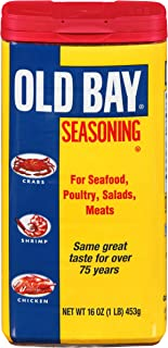 OLD BAY One Pound Can Seafood Seasoning, 16 oz
