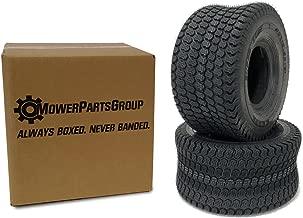 MowerPartsGroup (2) 20x10.50-8 Kenda K500 Super Turf 4Ply Tires Scag 484057 Exmark Toro 120-6465