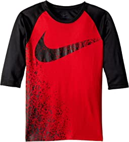 Dry Legend 3/4 Sleeve Training T-Shirt (Little Kids/Big Kids)