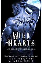 Wild Hearts: Circle of Darkness, Book 1: A Paranormal Romance Series Kindle Edition