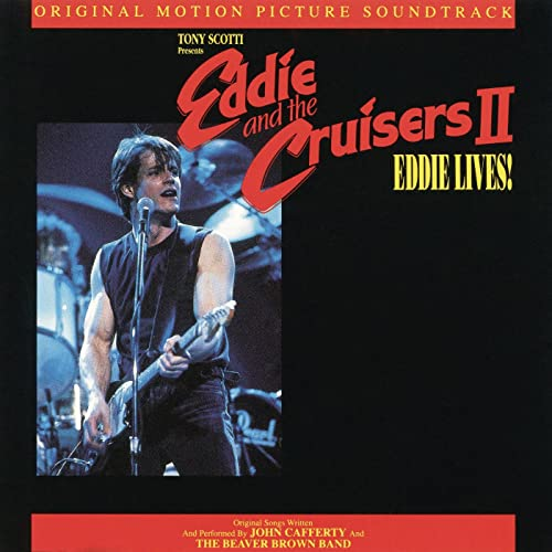 eddie and the cruisers ii eddie lives netflix
