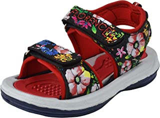 Kats Baby Girl Florence Sandals for 2-5 Year