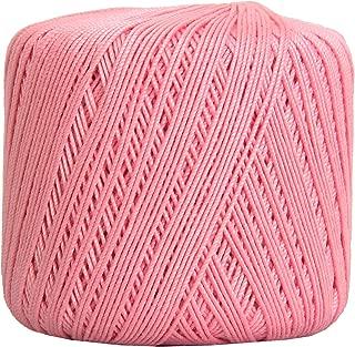 Threadart 100% Pure Cotton Crochet Thread - SIZE 3 - Color 5 - MAUVE