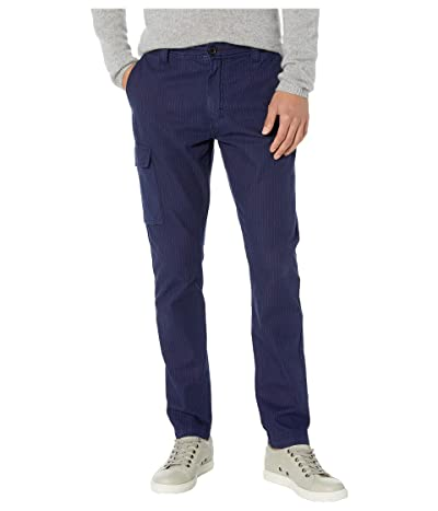 Paul Smith Cotton Military Cargo Trousers (Blue) Men