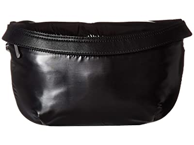 Sam Edelman Sophia Belt Bag (Black) Handbags