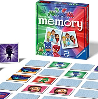 PJ MASKS Memory Game Ages 3+