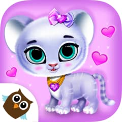 Play the best baby tiger care game for boys & girls! Take care of the cutest tiny tiger Lili! Customize your virtual pet's look! Wash her & take her to the Spa! Feed Lili with her favorite & not so yummy food! Sing her to sleep & dive into her sweet ...
