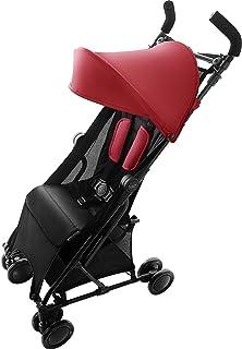 Britax Römer HOLIDAY Pushchair/Stroller (6 months to 3 years/15Kg) - Red