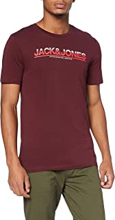 Jack & Jones Men's Jcojumbo Tee Ss Crew Neck FST T-Shirt