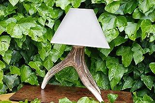 Lámpara cuerna ciervo