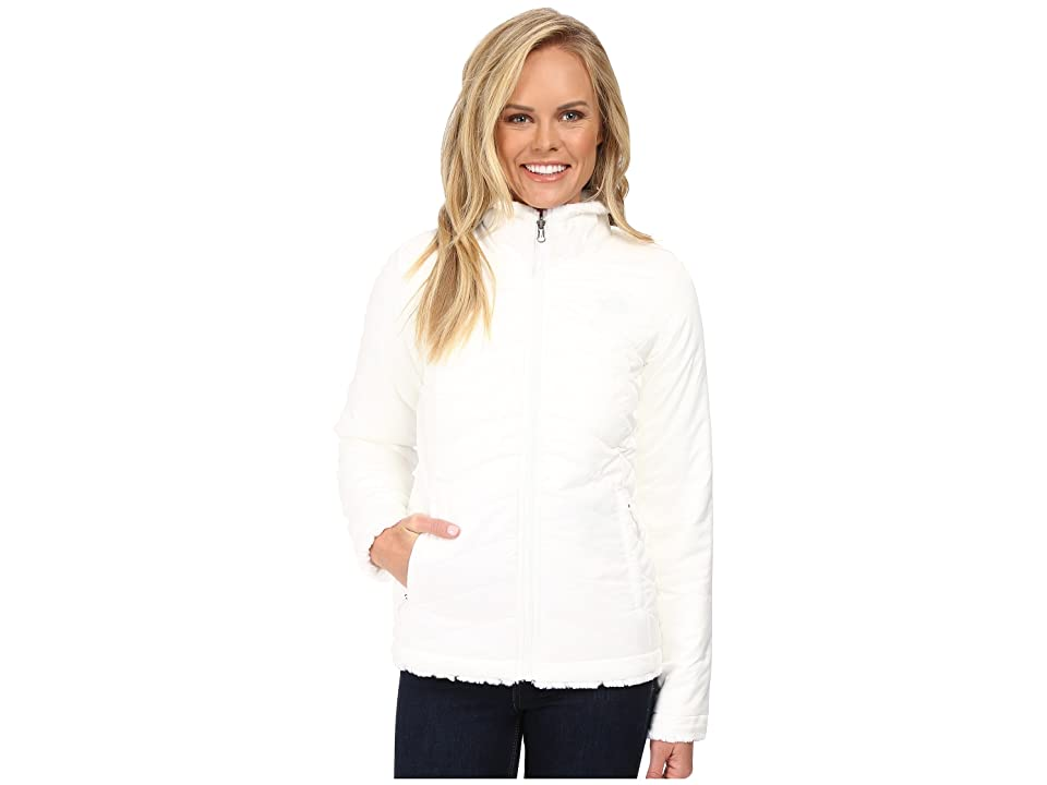 The North Face Mossbud Swirl Reversible Jacket (TNF White/TNF White (Prior Season)) Women