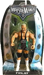 WWE WWF Jakks Classic Superstar WrestleMania 22 Fit Finlay Series 3 Wrestling Action Figure