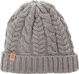 قبعة حريمي محبوكة من الصوف الصناعي من Timberland
