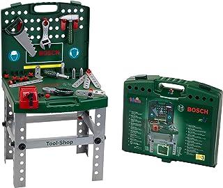 Theo Klein Bosch Toy Tool Shop-Green
