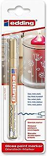 edding 751/1-053 - Blíster con 1 rotulador permanente tinta