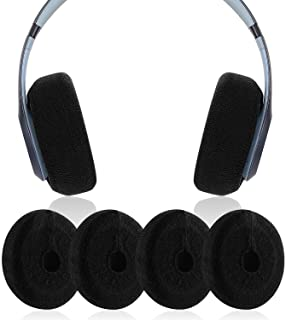 JARMOR Earpads Sweater Cover Protectors with Stretchable Knit Fabric for Beats Studio 3/2 Wireless/Wired Bose QC35 25 15 H...
