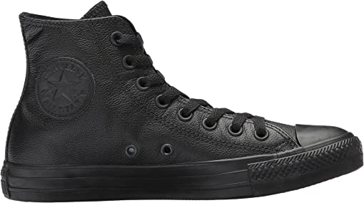 Black Mono Leather