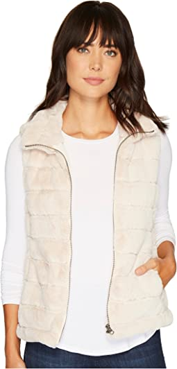 Dylan by True Grit - Faux Fur Love Vest