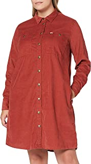 Lee Workshirt Dress Abito Casual. Donna