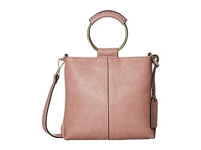 SOLE / SOCIETY Duff Crossbody (Pink Salt) Handbags