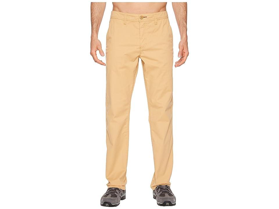 Toad&Co Mission Ridge Pant (Wheat) Men