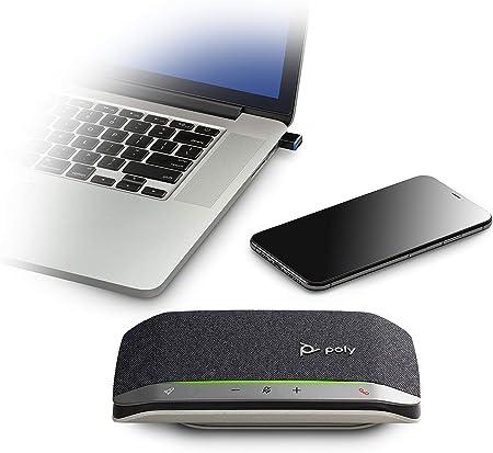 Poly Portable Freisprecheinrichtung Sync 20 Mit Computer Zubehör