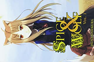 Spice and Wolf, Vol. 1 - light novel