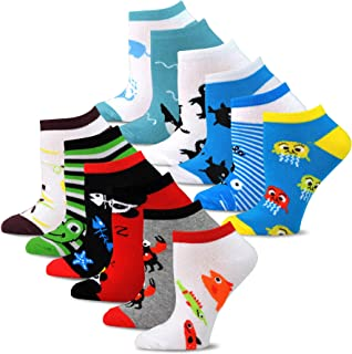TeeHee Women's Fashion No Show/Low cut Fun Socks 12 Pairs Packs