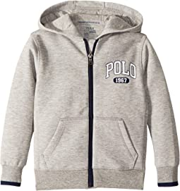Double Knit Graphic Hoodie (Toddler)