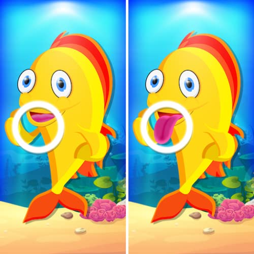 Find The Differences King - Spot it! - Spot Difference Between Two Otherwise Similar Images