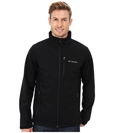 Columbia Ascendertm Softshell Jacket (Black) Men