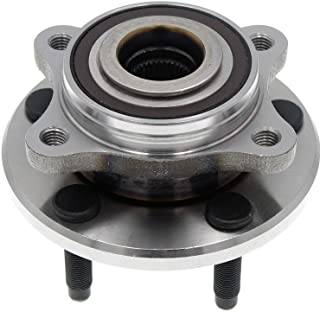 Dorman 951-849 Rear Wheel Bearing and Hub Assembly for Select Ford/Mercury Models