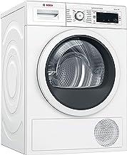 Bosch WTW87541 Serie 8 Wärmepumpen-Trockner / A / 259 kWh/Jahr / 9 kg / Weiß mit Glastür / AutoDry / SelfCleaning Condenser™ / SensitiveDrying System