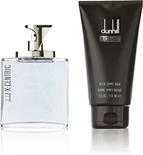 Alfred Dunhill Alfred X-Centric Gift Set For Men, Perfume 100 ml + After Shave Balm 150 ml