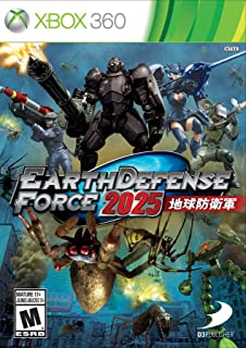 Earth Defense Force 2025 - Xbox 360 (Renewed)