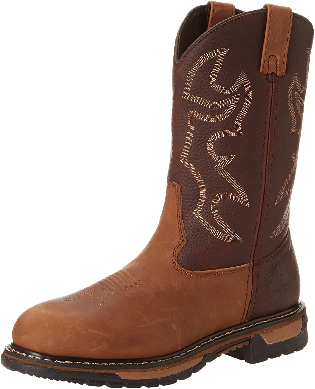 Rocky Men's OFFer Original Ride Bridal Boot Spring new work one after another Work