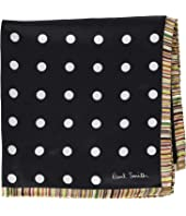 Paul Smith - Polka Pocket Square