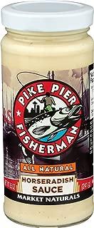 Pike Place Seafood Market, Horseradish, 8.5 Ounce