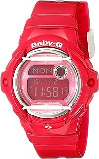 Casio Baby-G Digital Female Pink Waterside Watch BG-169R-4B BG-169R-4BDR