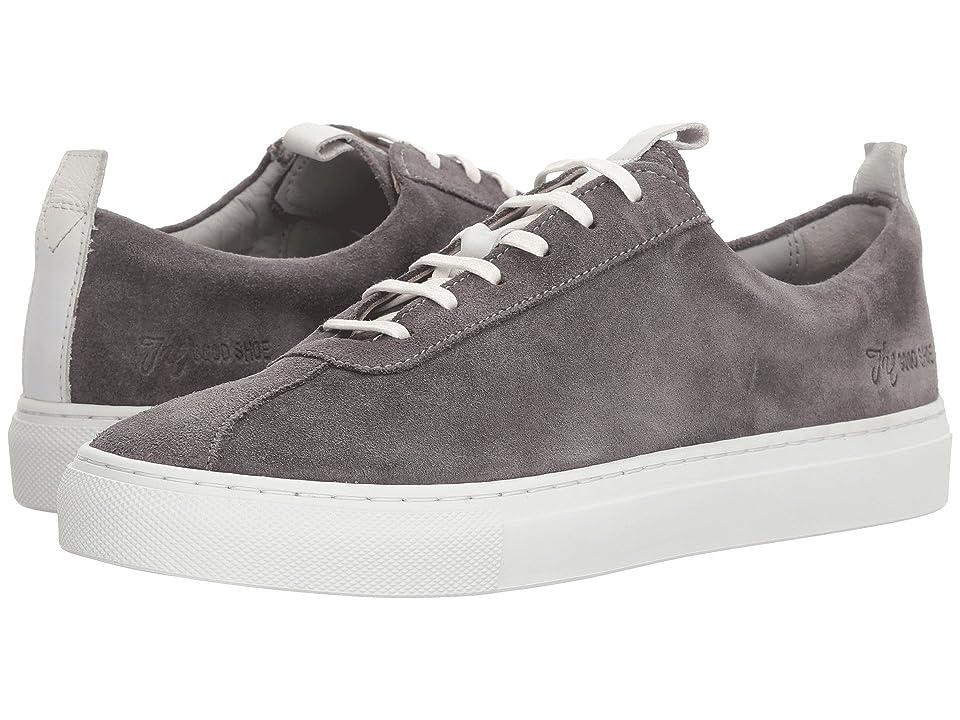 Grenson Suede Sneaker (Grey) Women