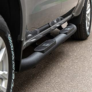 Select Kia Sorento ARIES 2051028 AeroTread 67-Inch Polished Stainless Steel SUV Running Boards