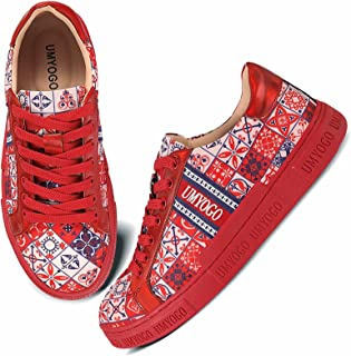 Sponsored Ad - UMYOGO Men's Casual Shoes Fashion Sports Skateboarding Shoes Comfortable Walking Tennis Shoes