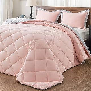 997782023df1e Amazon.com: Pink - Comforters & Sets / Bedding: Home & Kitchen
