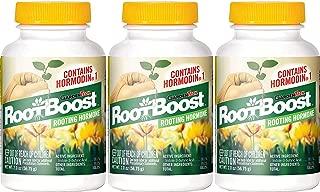 RootBoost 100508075 Rooting Hormone Powder, 2 oz, Green (Тhrее Pаck)