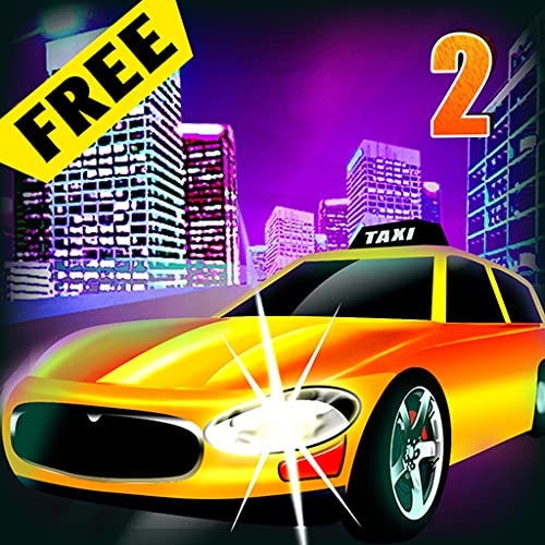 Taxi in New-York Traffic 2 - The cool new free cab game - Free Edition