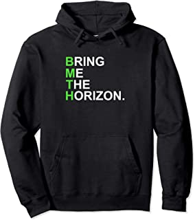 BMTH- Green Girl - Official Merchandise Pullover Hoodie